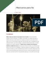 7 Cuentos Mexicanos Para No Dormir