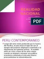 11º Clase Peru Contemporaneo