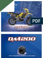 Manual MD200 Italika