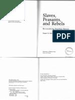45- Schwartz- Slaves Peasants Qand Rebels