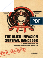 how to survive an alien invasion