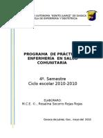SALUD COMUNITARIA 2010x