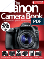 The Canon Camera Book 5th Revised Edition