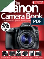 The Canon Camera Book 5th Revised Edition