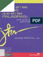 Mas Enlabras Una Guia Ignaciana Para Casi Todo James Martin SJ PDF