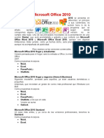 Microsoft Office 2010 Se Presenta en Seis Versiones Diferentes