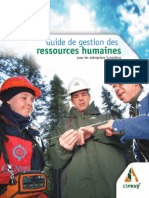 Guide Gestion RH Foresterie