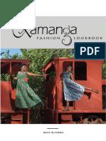 Kamanga Wear Lookbook 2016