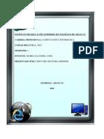 Portafolio de Integración de Las Tecnologías y Comunicación