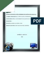Portafolio de Mantenimient y Equipos de Computo