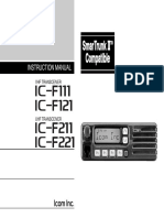 Manual Instrucciones ICOM