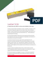 LowCam VI150 Brochure_Spanish