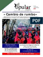 El Popular 354 Órgano de Prensa Oficial del Partido Comunista de Uruguay