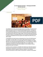 Informe Reunion Integracion 11122015-Spanish Final
