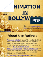 Animation in Bollywood