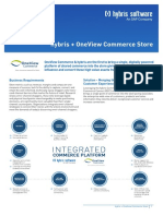 205658612 Hybris Factsheet OneView Commerce Store En