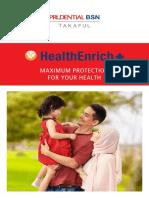 PruBSN HEP+ Brochure