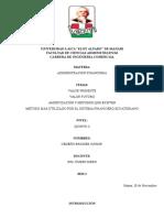 TAREA VALOR PRESENTE, FUTURO AMORTIZACION.docx