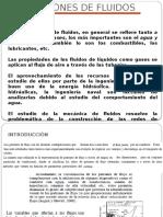 PATRONES DE FLUJO