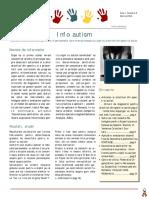 Info Autism Nr2 Martie 2004