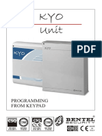 Kyo 4-8-32 Programming Manual