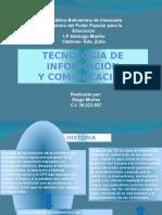 Presentacion TIC