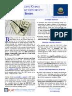 Idaho Fact Sheet