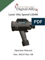 Laser Ally Manual