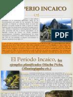 Arquitectura y Urbanismo El Imperio Incaico