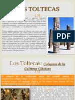 Arquitectura y Urbanismo Los Toltecas
