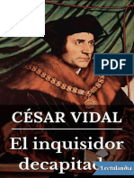El Inquisidor Decapitado - Cesar Vidal