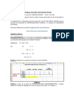 10_ Tutorial Uso Del Solver de Excel