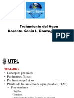 Tratamientos F-Q en ETAP- EDAR