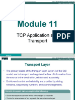 Tcp Ip Applications and Transport