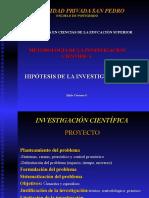 Metodologiapartevi Hipotesispresentacion Nuevo