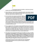Assignment No 1 SFA&D