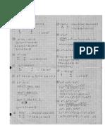 Factorizacion Algebraica