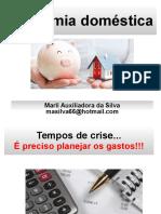 Palestra - Economia Doméstica