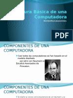 2. Estructura Básica de Una Computadora