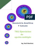 Geometria Analitica y Calculo