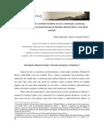 Cultura, Identidade e Sociedade Brasileira Em Foco Colonização, Construção