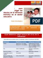 influenzalineamientos-091204122140-phpapp01