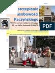 Rozszczepienie osobowosci Kaczynskiego PDO355 zamiast rozbijania sitwy jego FO von Stefan Kosiewski ZR CANTO DCCXLV 20160704 Magazyn Europejski SOWA