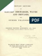 Elementary Lectures, Charles Proteus Steinmetz