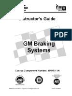 15045.11 GM Braking Systems