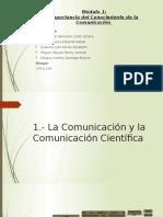 Introduccion a La Comunicacion Cientifica [Autoguardado]