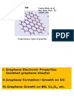 Lecture 13 Graphene Properties