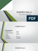 Diseño Vial II - 1RA SESION.pdf