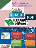 Evaluacion Formativa y Sumativa