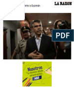 DINI Pone Al Descubierto a Guzmán